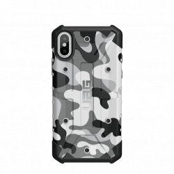 UAG Pathfinder Camo (iPhone X) White