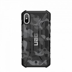UAG Pathfinder Camo (iPhone X) Gray/Black