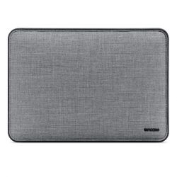 "Incase Icon Sleeve with Woolenex (MacBook Pro 15"" - 2018) Asphalt"