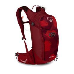 Osprey Siskin 12 (Molten Red)