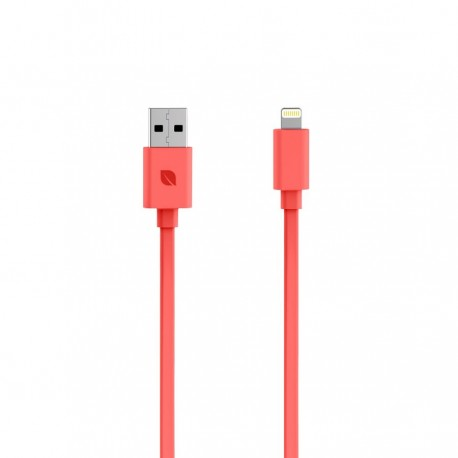 Incase Sync and Charge Flat Lightning 1 m Pink