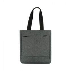 Incase City General Tote Heather Black