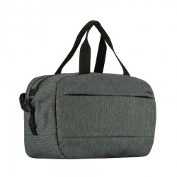 Incase City Duffel Heather Black