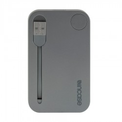 Incase Portable Integrated Power 2500 Metallic Gray