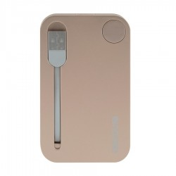 Incase Portable Integrated Power 2500 Gold