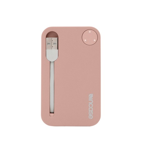 Incase Portable Integrated Power 2500 Rose Gold