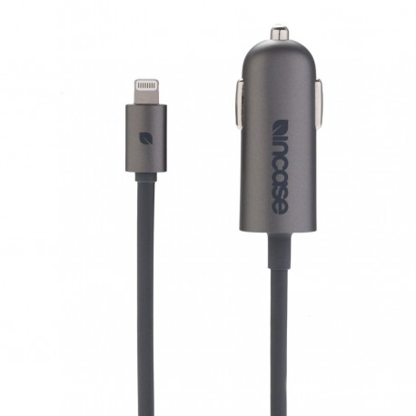 Incase Mini Car Charger with Integrated Lightning connector Charco