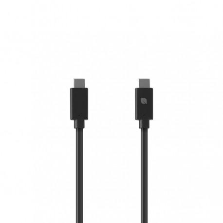 Incase 1M 20 USB C to USB C Cable Black