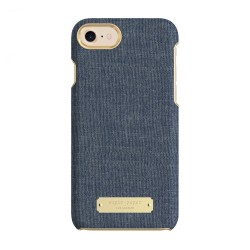 Incipio Sugar Paper Wrapped Case for iPhone 7 - Chambray