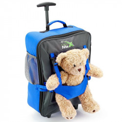 Cabin Max Bear (Blue)