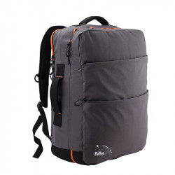 Cabin Max Edinburgh (Gray/Orange)