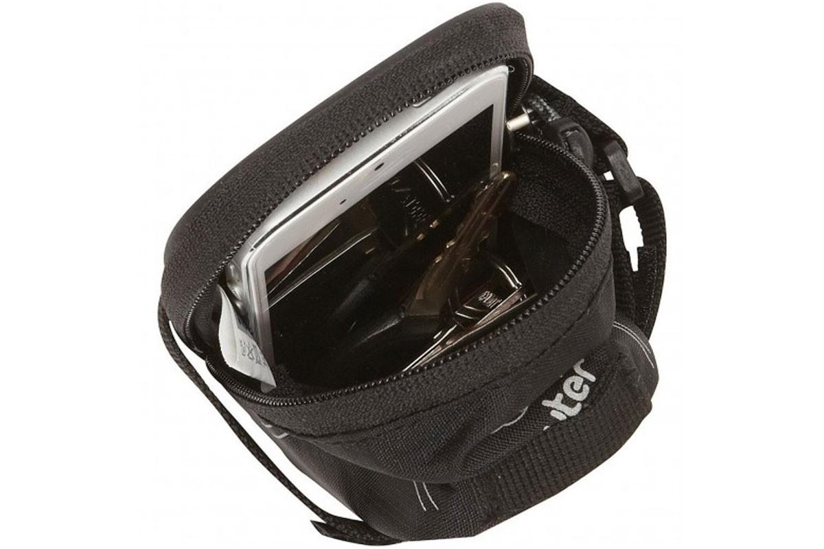 3e79d55b67ef ProBag| Подседельная сумка Deuter Bike Bag S Black —《Здесь ДЕШЕВЛЕ ...