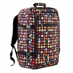 Рюкзак для ручной клади Cabin Max Metz Emoji (55х40х20 см) METZEMOJI