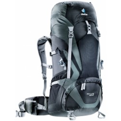 Deuter ACT Lite 50 + 10 Black Granite
