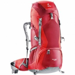 Deuter ACT Lite 40+10 Fire Cranberry