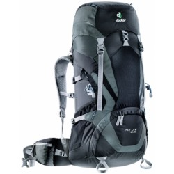 Deuter ACT Lite 40 + 10 Black Granite