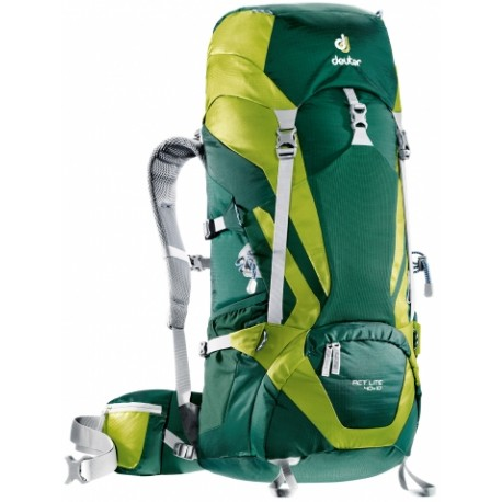Рюкзак ACT Lite 40 + 10 цвет 2218 forest-moss