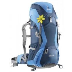 Рюкзак ACT Lite 35+10 SL цвет 3303 midnight-coolblue