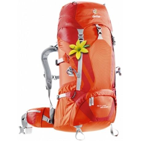 Рюкзак ACT Lite 35 + 10 SL цвет 9503 papaya-lava