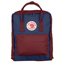 Fjallraven Kanken Mini (Royal Blue-Ox Red)