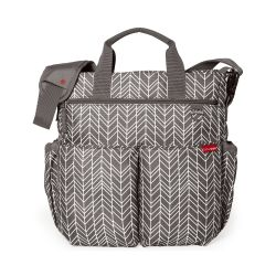 Skip Hop Duo Signature (Grey Feather)