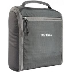 Tatonka Wash Bag DLX (Titan Grey)