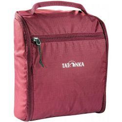 Tatonka Wash Bag DLX (Bordeaux Red)