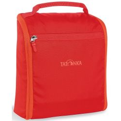 Tatonka Wash Bag DLX (Red)