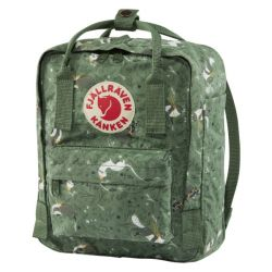 Fjallraven Kanken Art Mini (Green Fable)
