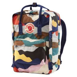 Fjallraven Kanken Art Laptop 15 (Summer Landscape)