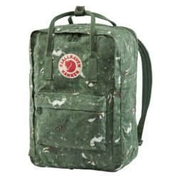 Fjallraven Kanken Art Laptop 15 (Green Fable)