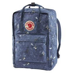Fjallraven Kanken Art Laptop 17 (Blue Fable)