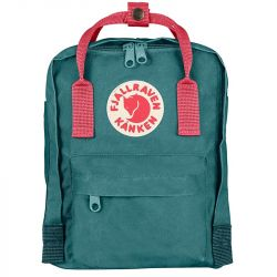 Fjallraven Kanken Mini (Frost Green/Peach Pink)