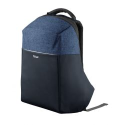 "Trust Nox Anti-theft Backpack For 16"" Laptops (Blue)"