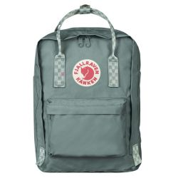 Fjallraven Kanken Laptop 13 (Frost Green/Chess Pattern)