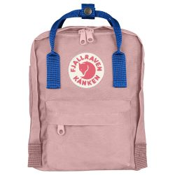 Fjallraven Kanken Mini (Pink/Air Blue)