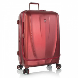 Heys Vantage Smart Luggage L (Burgundy)