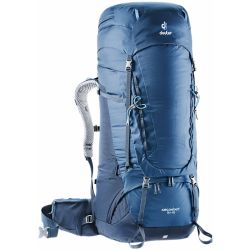 Deuter Aircontact 75+10 Midnight Navy