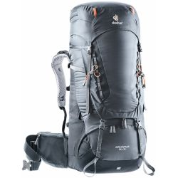 Deuter Aircontact 55+10 Graphite Black