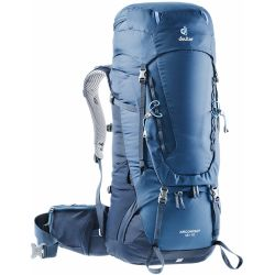 Deuter Aircontact 45+10 Midnight Navy
