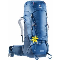 Deuter Aircontact 40+10 SL Steel Midnight