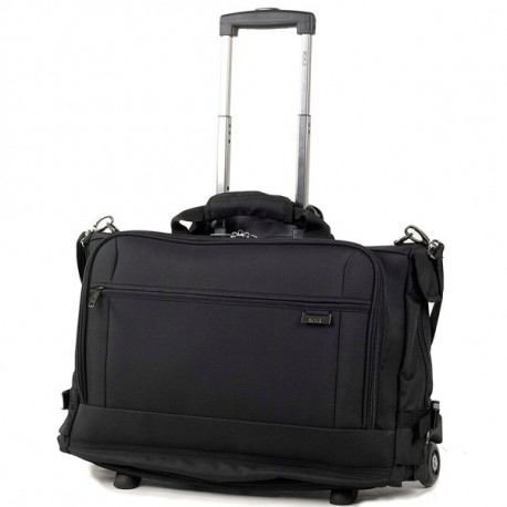 Rock Deluxe Carry-on Garment Carrier 41 (Black)