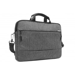 "Incase City Brief 13"" Heather Gray Gunmental"
