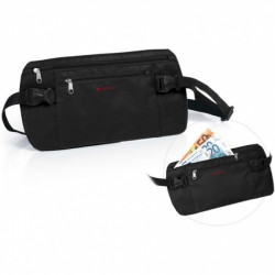 Gabol Money Belt (Black)