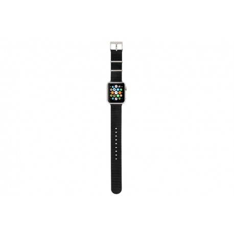Incase Nylon Nato Band for Apple Watch 42mm Black