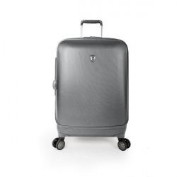 Heys Portal Smart Luggage M (Pewter)