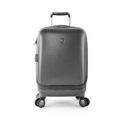 Heys Portal Smart Luggage S (Pewter)