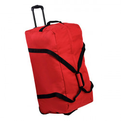 Members Holdall On Wheels Large 106 (Red)