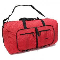 Members Holdall Ultra Lightweight Foldaway Large 71 (Red)