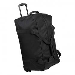Rock Holdall On Wheels Large 106 (Black)